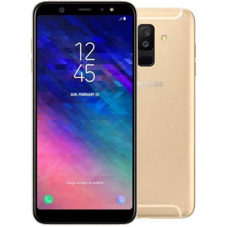 SAMSUNG A605 GALAXY A6 PLUS (2018) 4G 32GB DUAL-SIM GOLD EU