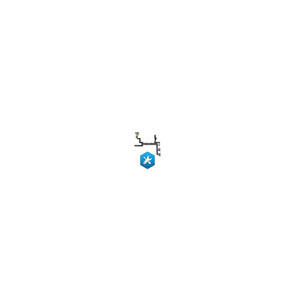 REPARATION-NAPPE-BOUTON-VOLUME-ET-VIBREUR-IPHONE-5S