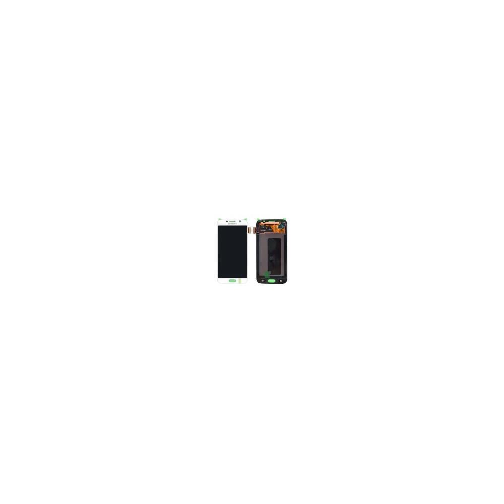 BLOC COMPLET ECRAN + VITRE SAMSUNG GALAXY S6