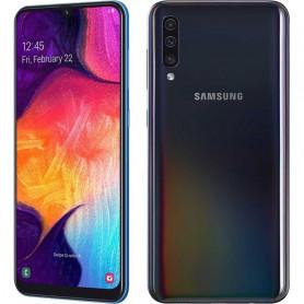 SAMSUNG A505 GALAXY A50 4G 128GB DUAL-SIM BLACK EU