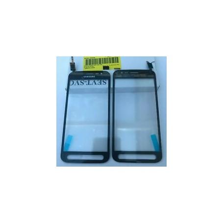 Écran tactile - noir (avec adhésif) Xcover 4 SM-G390F