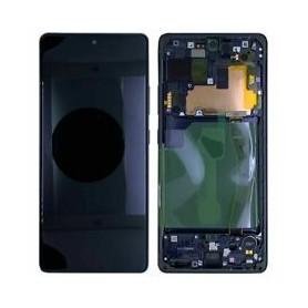 Écran tactile AMOLED Galaxy S10 Lite SM-G770F