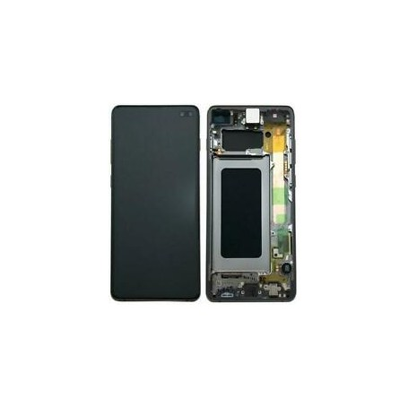 Écran tactile AMOLED Galaxy S10 Plus SM-G975F