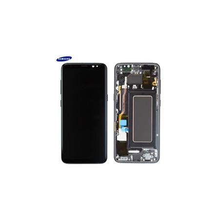Écran tactile OLED (sans adhésif) Galaxy S8 SM-G950