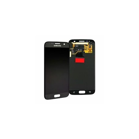 Écran tactile OLED Noir (sans adhésif) Galaxy S7 SM-G930