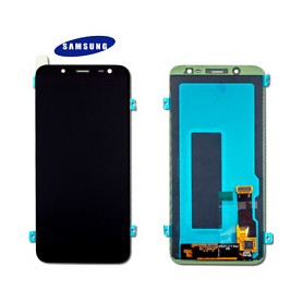 Écran tactile OLED - Noir Galaxy J6 SM-J600F