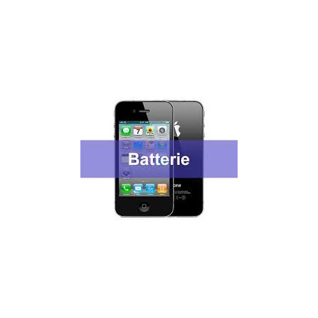 FORFAIT REMPLACEMENT BATTERIE iphone 4 4s
