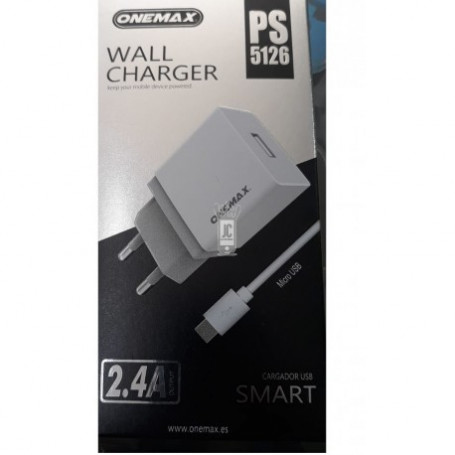 Chargeur Micro USB 2.4A PS5126