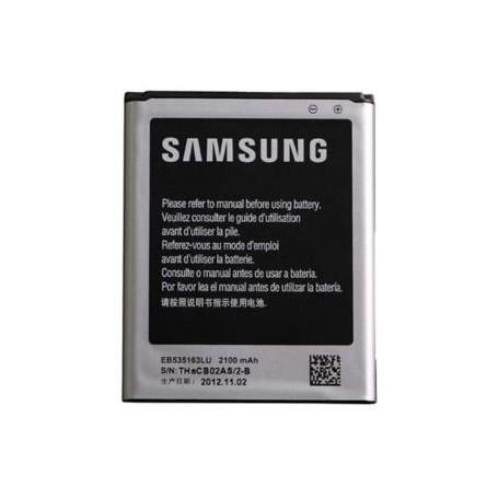 Samsung - Batterie d Origine Samsung EB535163LU Pour Galaxy Grand / Plus / Neo (2100 mAh)