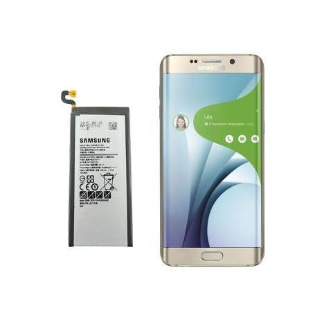 Batterie d'origine EB-BG928ABE Pour Samsung Galaxy S6 Edge+ G928F