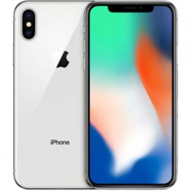 Apple iPhone X 4G 64GB silver EU