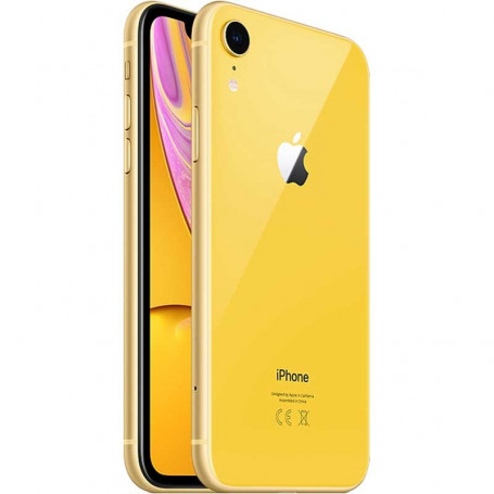 Apple iPhone XR 4G 128GB yellow EU
