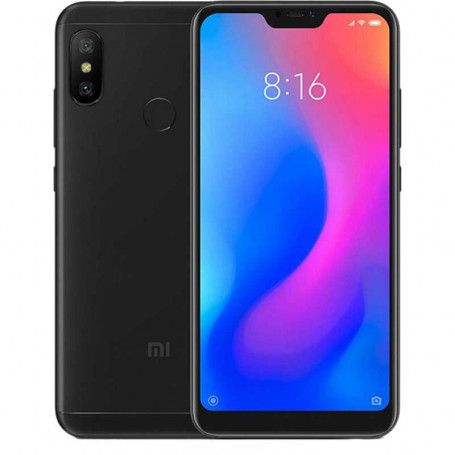XIAOMI A2 LITE 4G 32GB DUAL-SIM BLACK EU