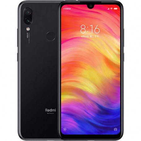 XIAOMI REDMI NOTE 7 32GB DUAL-SIM SPACE BLACK EU