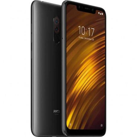 XIAOMI POCOPHONE F1 4G 64GB DUAL-SIM GRAPHITE BLACK EU